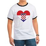 Heart of Croatia Ringer T