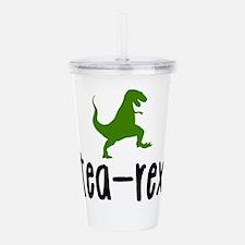 Tea-Rex Acrylic Double-wall Tumbler