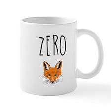 Zero Fox Mugs