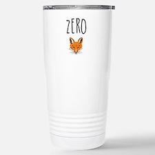 Zero Fox Stainless Steel Travel Mug