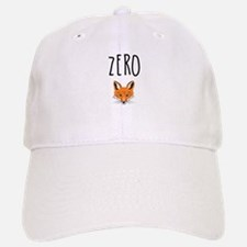 Zero Fox Baseball Baseball Cap