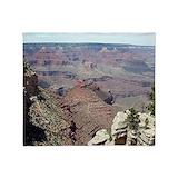 Grand canyon Fleece Blankets