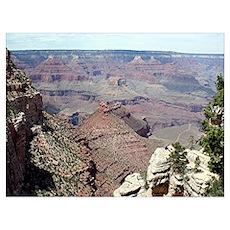 Grand Canyon South Rim, Arizona 3 Poster