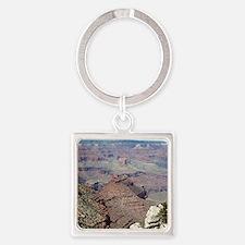 Grand Canyon South Rim, Arizona 3 Square Keychain