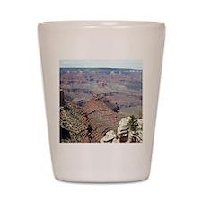 Grand Canyon South Rim, Arizona 3 Shot Glass