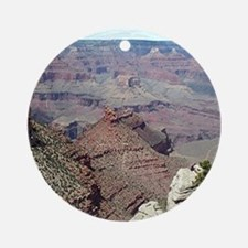 Grand Canyon South Rim, Arizona 3 Round Ornament