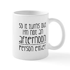 Morning or Afternoon Mugs