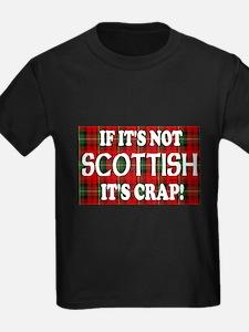 If it's not Scottish, It's Cr T