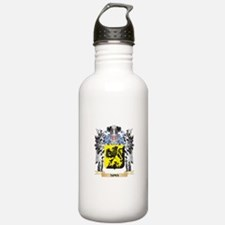 Sims Coat of Arms - Fa Water Bottle