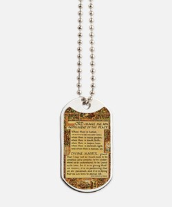 Funny Prayer Dog Tags