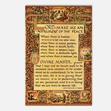Unique Catholic faith Postcards (Package of 8)
