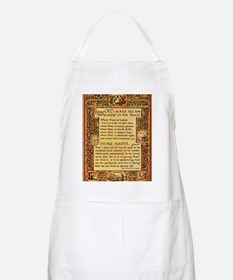 Cute St francis of assisi Apron