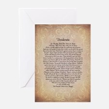 Cool Christmas poem Greeting Card