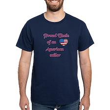 Proud Uncle/American Sailor T-Shirt