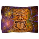 Tiki God Pillow Sham