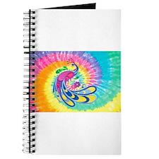 Unique Tye dye Journal