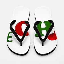Cool Laugh Flip Flops