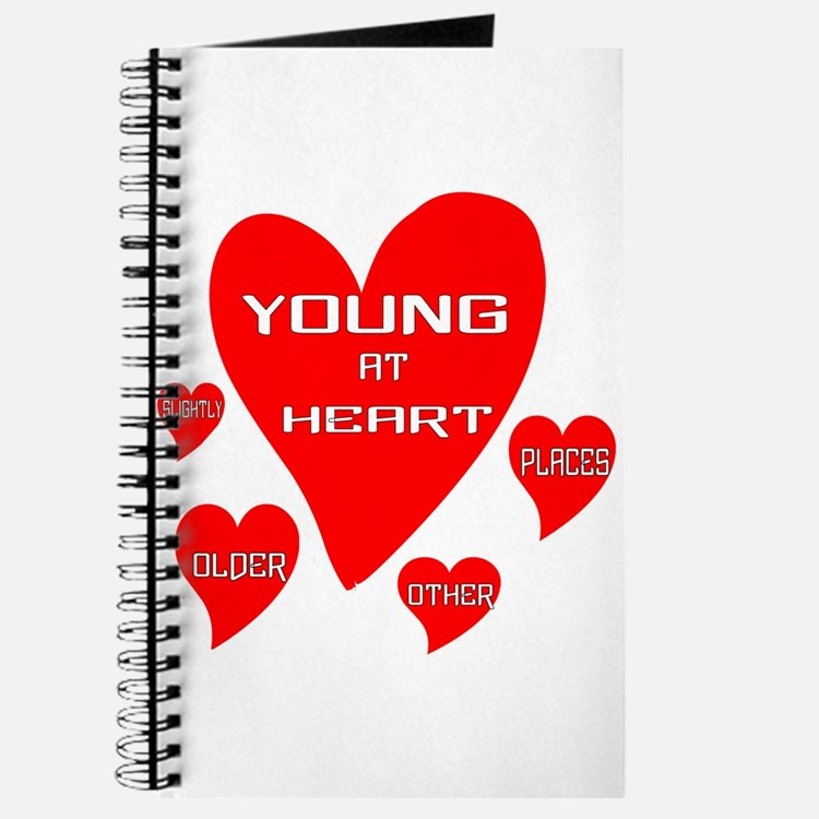 Young-At-Heart-T-Shirt Journal
