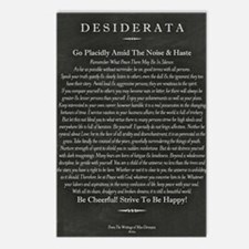 Desiderata Chalk Art on B Postcards (Package of 8)