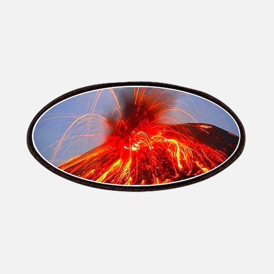 Krakatoa Volcano Hawaii Patch