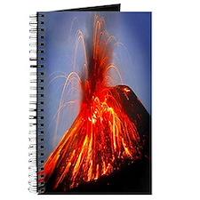 Krakatoa Volcano Hawaii Journal