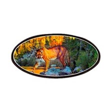 Autumn Cougar Patch