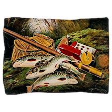 Brook Trout Pillow Sham