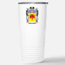 Skidmore Coat of Arms - Travel Mug