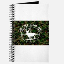 Buck Stops Here Journal