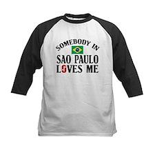 Somebody In Sao Paulo Tee
