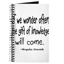 Gift of Knowledge Journal