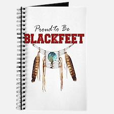 Proud to be Blackfeet Journal