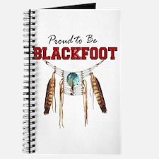 Proud to be Blackfoot Journal