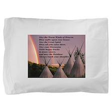 CherokeeBlessingRainbowPrayer2000x2000.png Pillow