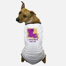 LOUISIANA NATIVE Dog T-Shirt