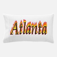 Atlanta Flame Pillow Case