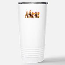 Atlanta Flame Travel Mug
