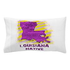 LOUISIANA NATIVE Pillow Case