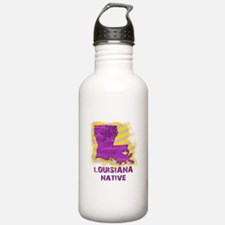 LOUISIANA NATIVE Sports Water Bottle