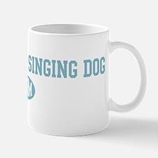 New Guinea Singing Dog mom Mug