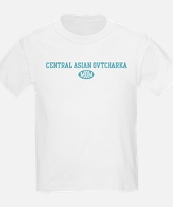 Central Asian Ovtcharka mom T-Shirt