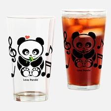 Love Panda®  Drinking Glass