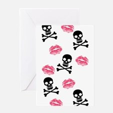 kisses-skulls_sigg.png Greeting Cards