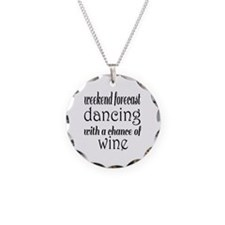 Dancing and Wine Necklace
