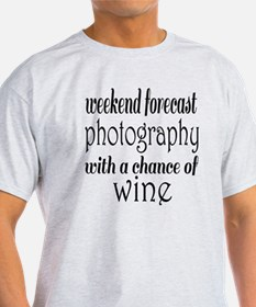 Photography and Wine T-Shirt