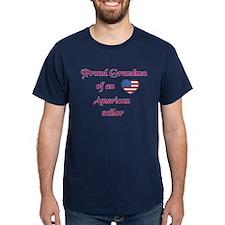 Proud Grandma/American Sailor T-Shirt