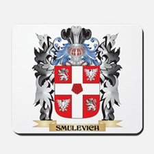 Smulevich Coat of Arms - Family Crest Mousepad