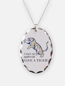 Tiger Uproar Necklace