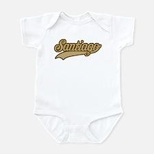 Retro Santiago Infant Bodysuit