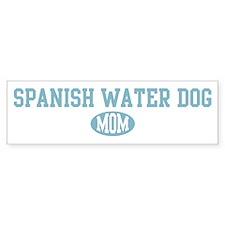 Spanish Water Dog mom Bumper Bumper Sticker